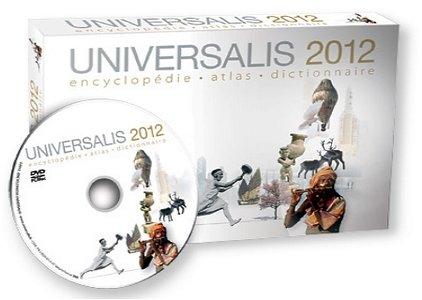 Encyclopaedia Universalis 2012