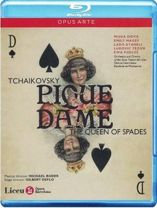 Michael Boder, Orchestra of the Gran Teatre del Liceu - Tchaikovsky: Pique Dame (2011) [Blu-Ray]