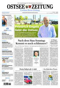 Ostsee Zeitung Wolgast - 15. Mai 2018