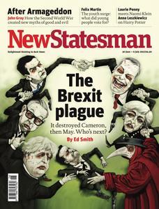 New Statesman - 30 June - 6 July 2017