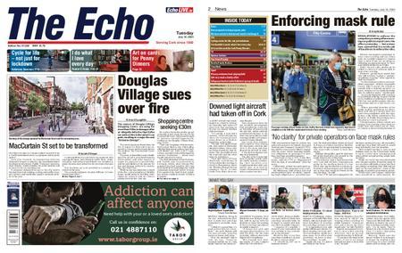 Evening Echo – July 14, 2020