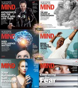 Sсiеntifiс Аmеricаn Mind - Full Year 2019 Issues Collection
