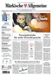 Neue Oranienburger Zeitung - 03. April 2018