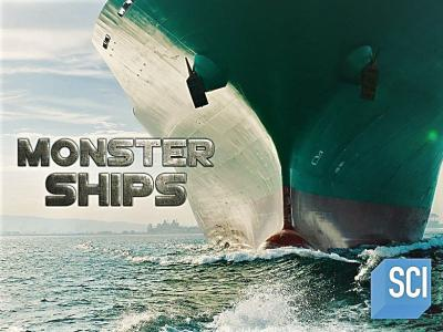 Sci Ch - Monster Ships: Series 1 (2019)