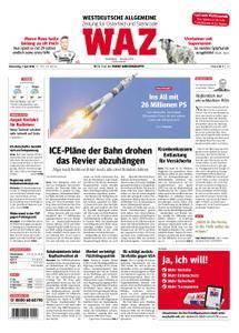 WAZ Westdeutsche Allgemeine Zeitung Oberhausen-Sterkrade - 07. Juni 2018