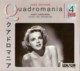 Judy Garland - Over The Rainbow (2005) 4 CD Set [Quadromania Series]