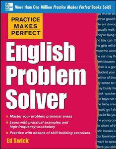 Practice Makes Perfect: English Problem Solver