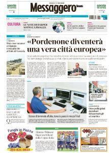 Il Messaggero Veneto Pordenone - 12 Agosto 2018