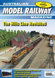 Australian Model Railway Magazine - April 01, 2019