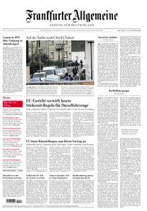 Frankfurter Allgemeine Zeitung F.A.Z. - 14. Dezember 2018