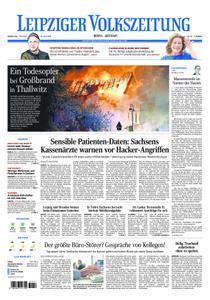 Leipziger Volkszeitung Borna - Geithain - 24. April 2019