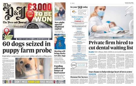 The Press and Journal Moray – October 02, 2019