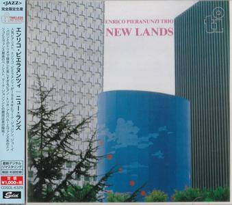Enrico Pieranunzi Trio - New Lands (1984) {2015 Japan Timeless Jazz Master Collection Complete Series}