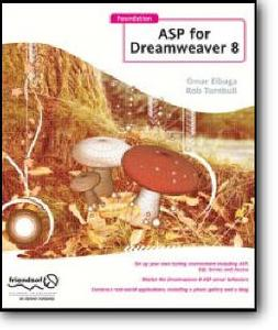 Omar Elbaga, Rob Turnbull, «Foundation ASP for Dreamweaver 8»