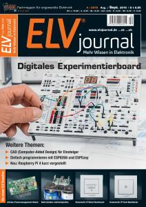 ELV Journal - August-September 2019