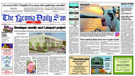 The Laconia Daily Sun – July 17, 2020