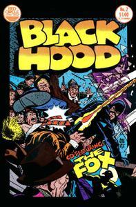 Dark Circle-The Black Hood Red Circle No 02 2013 Hybrid Comic eBook