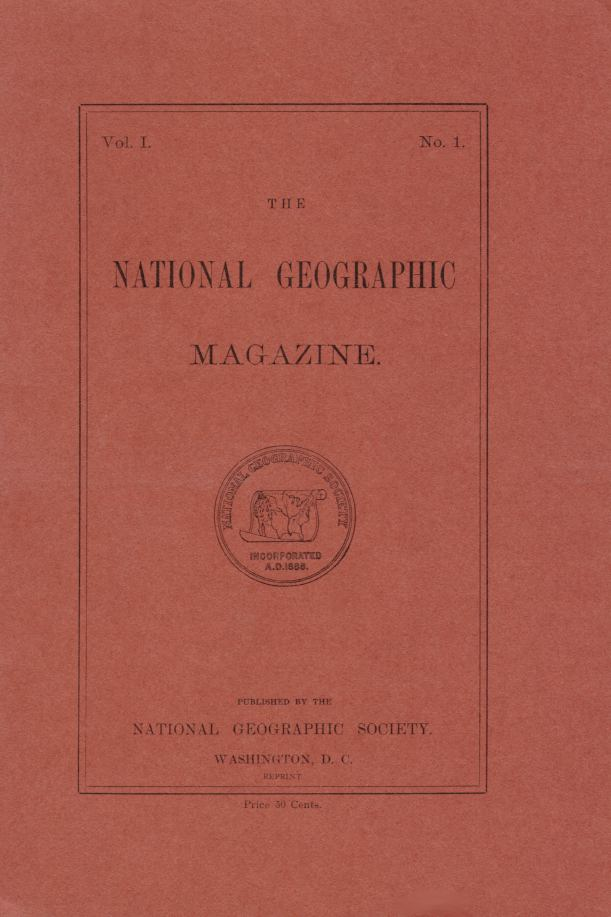 National Geographic 1888 -N 1+2+3