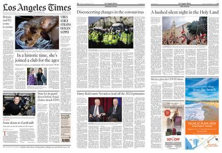 Los Angeles Times – December 25, 2020