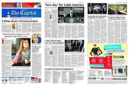 The Capital – February 19, 2019