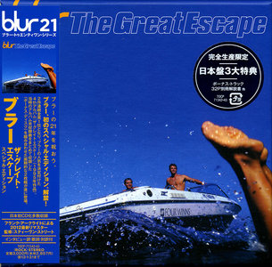 Blur - The Great Escape (1995) 2CD Japanese Special Edition 2012 [Re-Up]