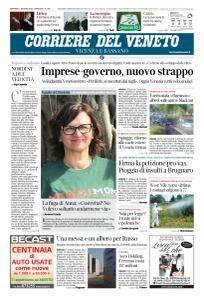 Corriere del Veneto Vicenza e Bassano - 14 Agosto 2018