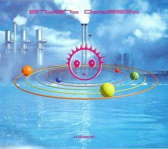 V.A. - Ambient Odyssey [4CD Box Set] (1999)