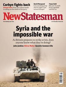 New Statesman - 4 - 10 December 2015