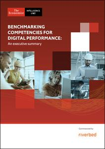 The Economist (Intelligence Unit) - Benchmarking Competencies for Digital Performance: An executive summary (2019)