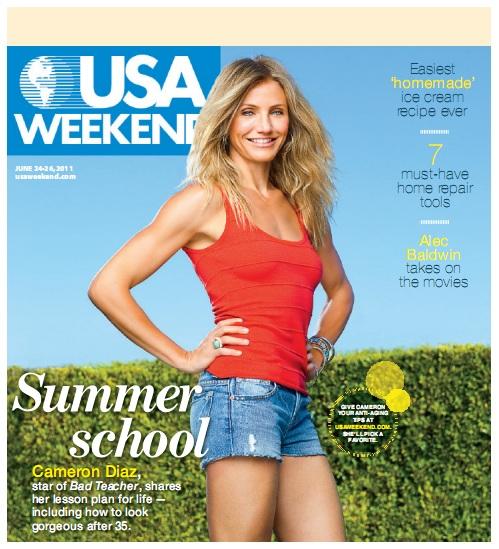USA Weekend - 26 June 2011