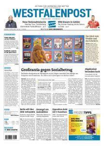 Westfalenpost Wetter - 27. April 2018
