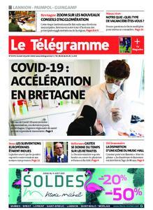 Le Télégramme Guingamp – 18 juillet 2020