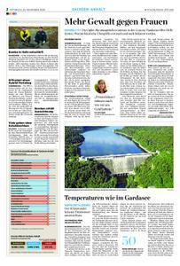 Mitteldeutsche Zeitung Elbe-Kurier Wittenberg – 25. November 2020