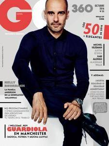 GQ España - octubre 2016