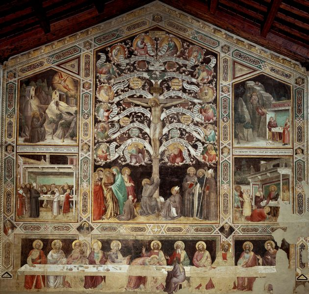 The Art of Taddeo Gaddi