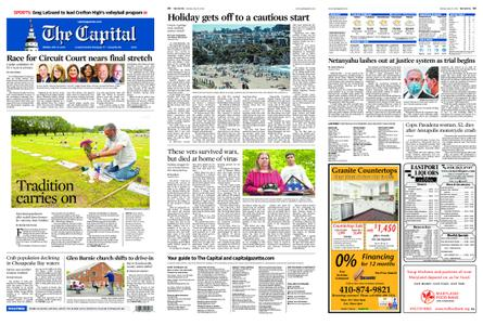 The Capital – May 25, 2020