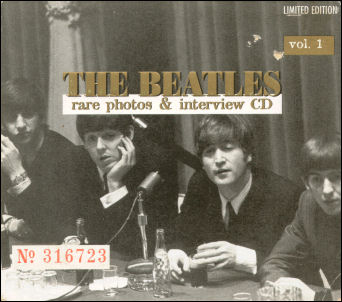 The Beatles - Rare Photos & Interview CD, Vol. 1