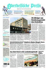 Oberhessische Presse Marburg/Ostkreis - 09. Januar 2019