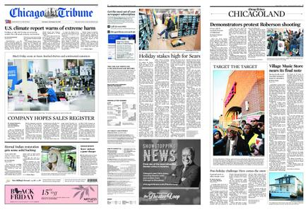 Chicago Tribune – November 24, 2018