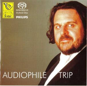 V.A. - Audiophile Trip – Super Audio CD sampler (2001) [SACD] PS3 ISO