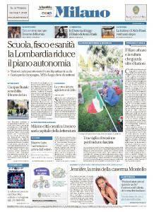 la Repubblica Milano - 1 Novembre 2017