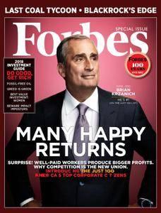 Forbes USA - January 03, 2018