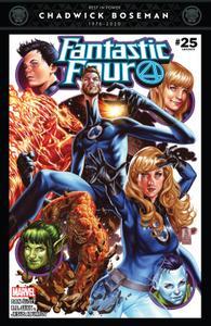 Fantastic Four 025 2020 Digital Zone
