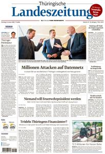 Thüringische Landeszeitung – 14. Januar 2020