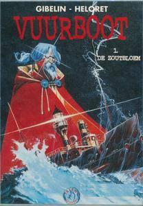 Vuurboot - 01 - Zoutbloem