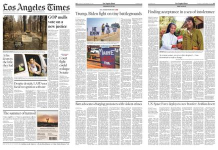 Los Angeles Times – September 22, 2020