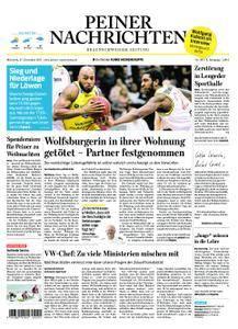 Peiner Nachrichten - 27. Dezember 2017
