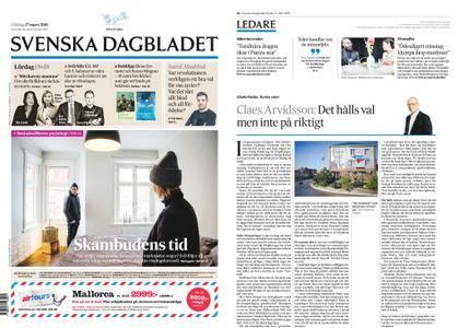 Svenska Dagbladet – 17 mars 2018
