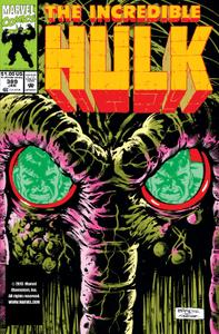 Incredible Hulk 389 1992