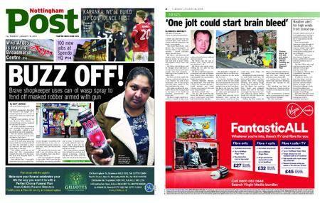 Nottingham Post – January 16, 2018